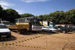Prefeitura realiza leilão de veículos, máquinas e equipamentos no próximo dia 18