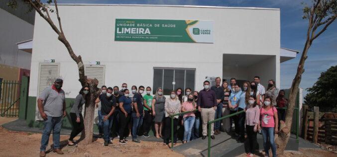 Ampliações vão melhorar a qualidade dos serviços ofertados na UBS Eulália Campos Fernandes