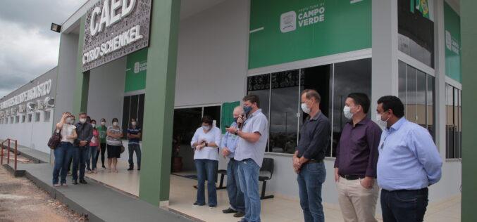 Prefeitura inaugura Complexo de Atendimento Especializado e Diagnóstico